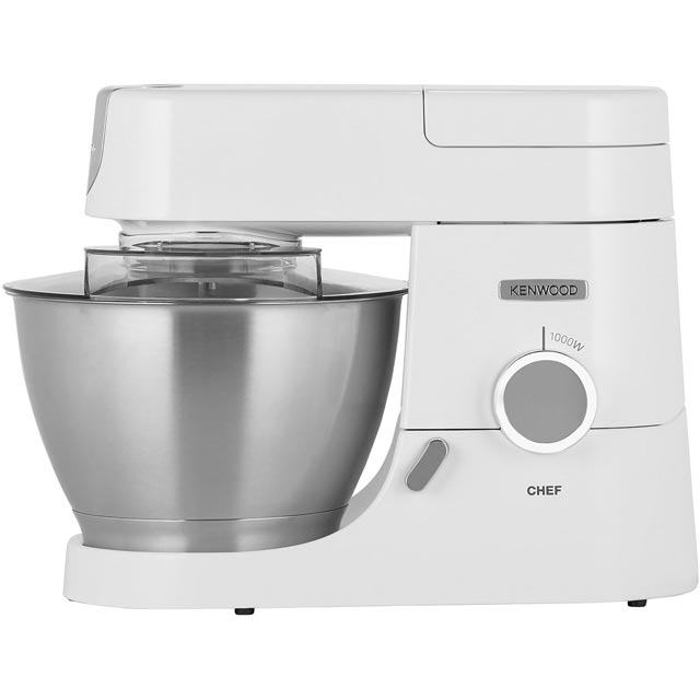 Kenwood Chef KVC3100W Kitchen Machine - White - KVC3100W_WH - 1