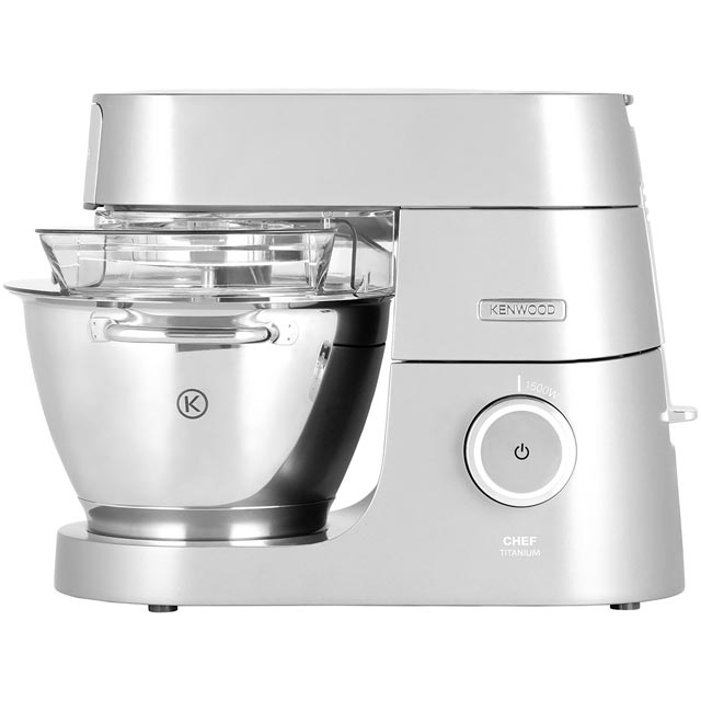Kenwood Chef Titanium KVC7300S Kitchen Machine - Silver - KVC7300S_SI - 1