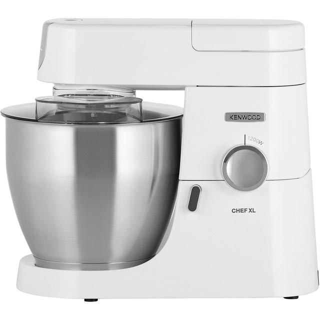 Kenwood Chef XL KVL4100W Kitchen Machine - White - KVL4100W_WH - 1