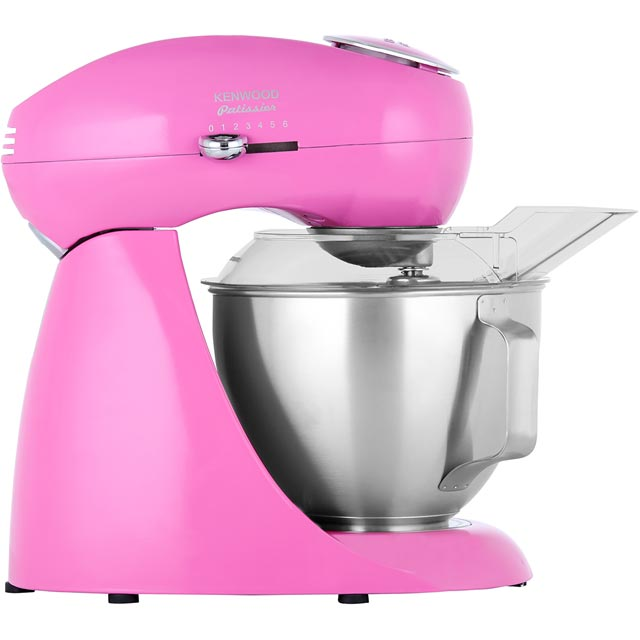 Kenwood Pattissier Stand Mixer with 4 Litre Bowl - Pink