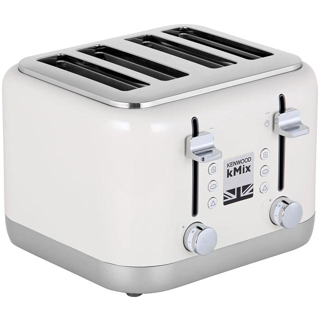 Kenwood KMIX TFX750CR 4 Slice Toaster - Cream