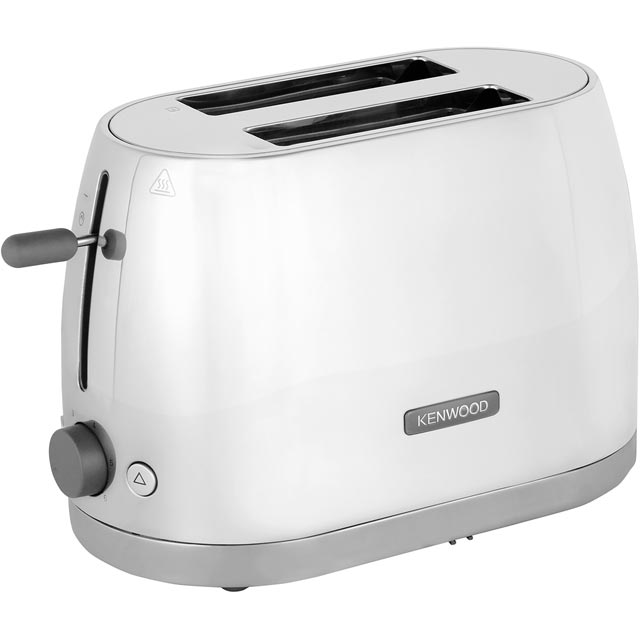 Kenwood Turin TTM550 2 Slice Toaster - Polished Stainless Steel