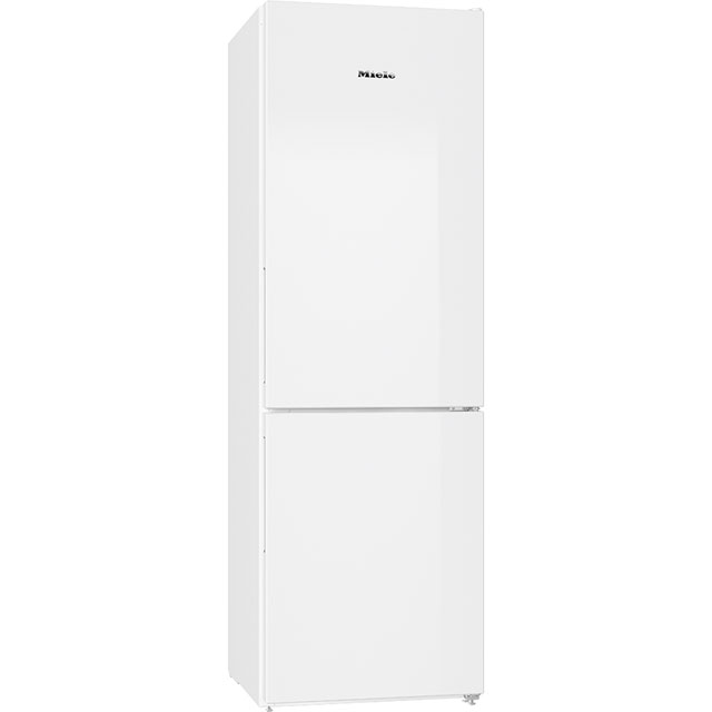 Miele 60/40 Frost Free Fridge Freezer - White - A+++ Rated