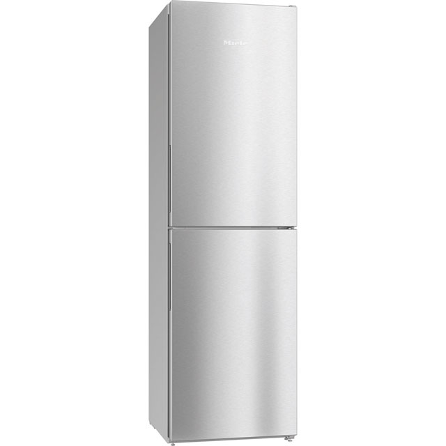 Miele KFN29142Dedt/cs 50/50 Frost Free Fridge Freezer - Clean Steel - A++ Rated - KFN29142Dedt/cs_CS - 1