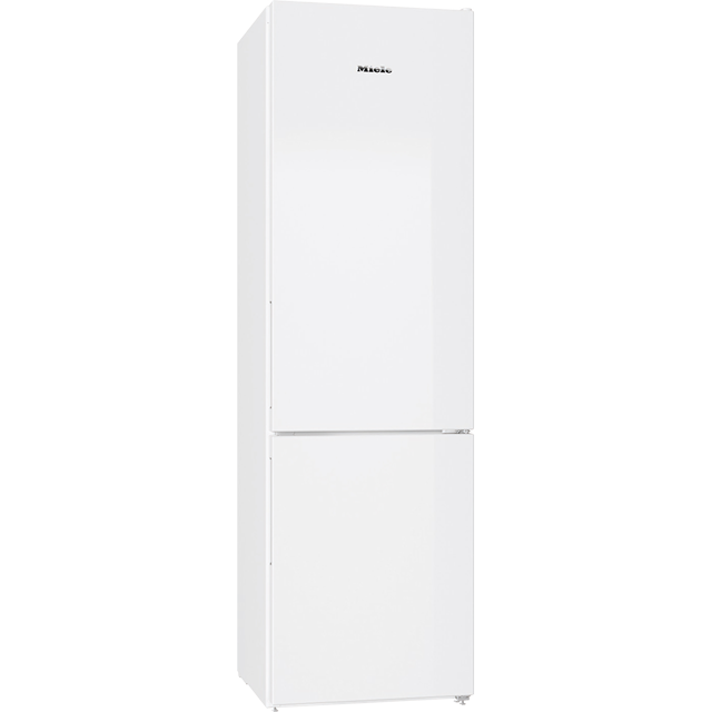 Miele KFN29162Dws 60/40 Frost Free Fridge Freezer - White - A++ Rated - KFN29162Dws_WH - 1