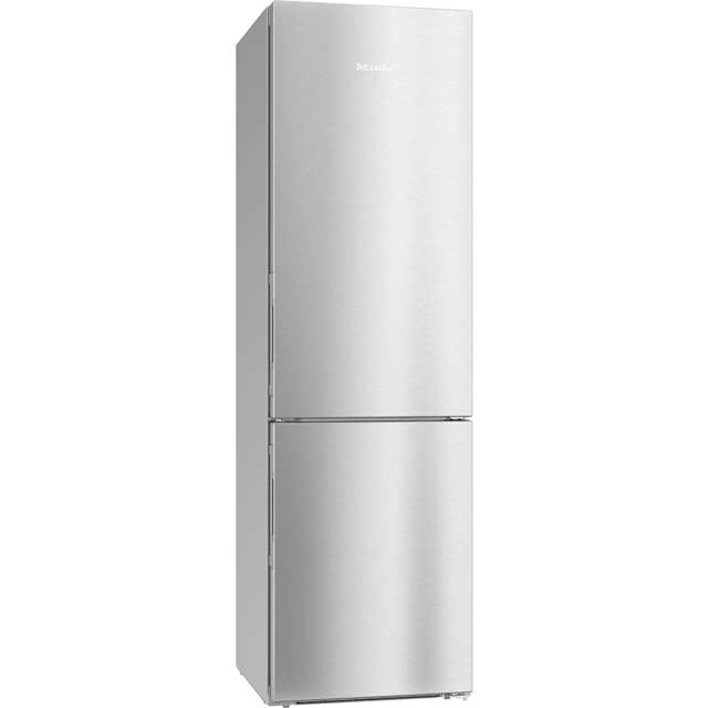 Miele KFN29233Dedt 70/30 Frost Free Fridge Freezer - Stainless Steel - A+++ Rated - KFN29233Dedt_SS - 1