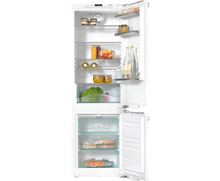 Miele KFN37432iD Integrated 70/30 Frost Free Fridge Freezer - White