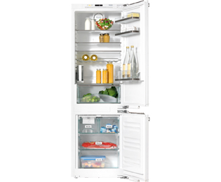 Miele KFN37452iDE Integrated 70/30 Frost Free Fridge Freezer - White