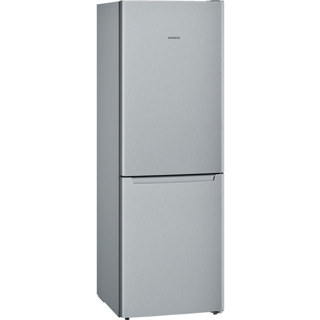 Siemens IQ-100 50/50 Frost Free Fridge Freezer - Stainless Steel - A++ Rated