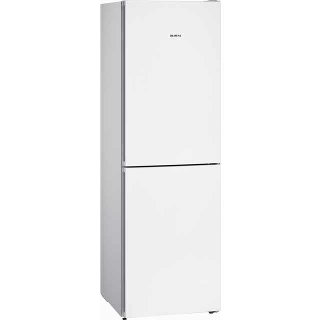 Siemens IQ-300 KG34NVW35G 50/50 Frost Free Fridge Freezer - White - A++ Rated - KG34NVW35G_WH - 1