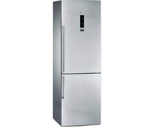 Product image for Siemens KG36NAI32 Fridge Freezer Stainless Steel Look