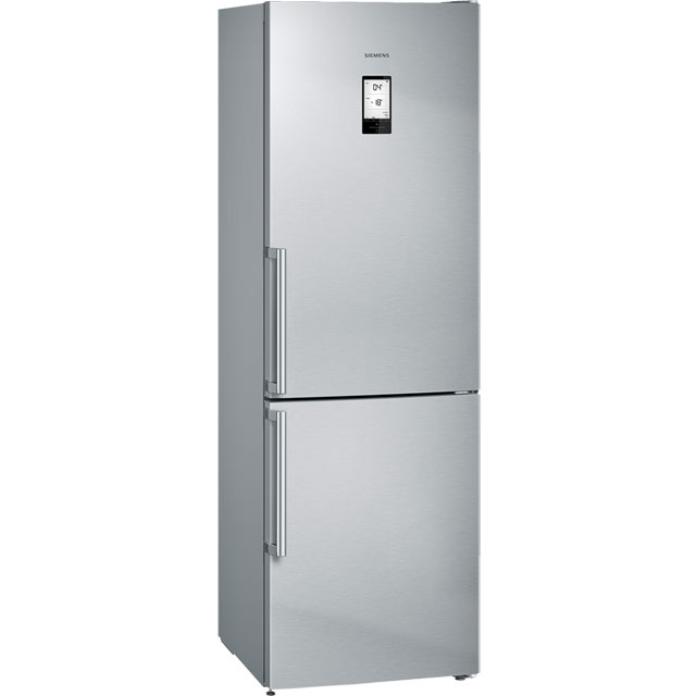 Siemens IQ-500 KG36NAI45 Wifi Connected 70/30 Frost Free Fridge Freezer - Stainless Steel - A+++ Rated - KG36NAI45_SS - 1