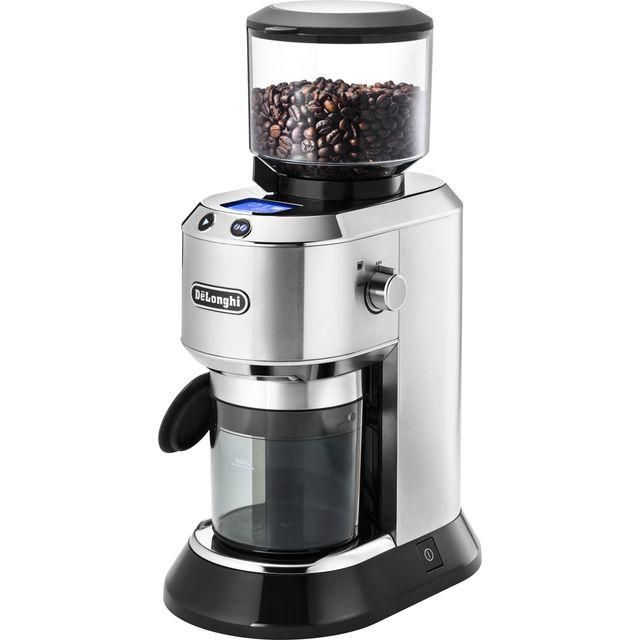 De'Longhi Dedica. KG521.M Coffee Grinder - Silver