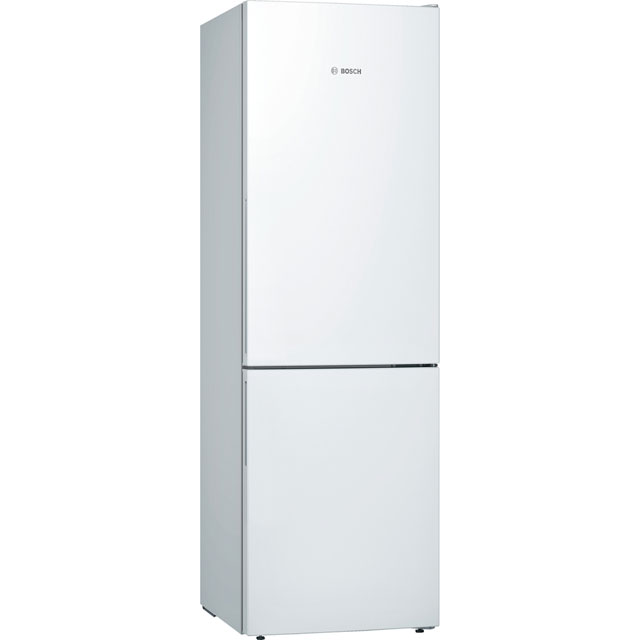 Bosch Serie 4 KGE36VW4A 60/40 Fridge Freezer - White - A+++ Rated