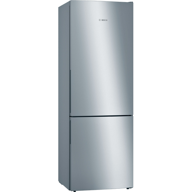 Bosch Serie 6 KGE49AICAG 70/30 Fridge Freezer - Stainless Steel Effect - A+++ Rated