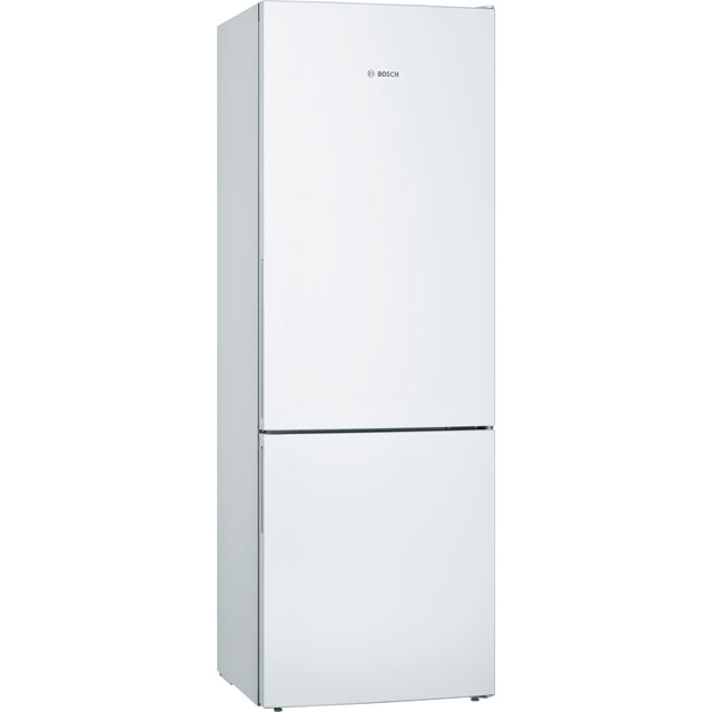 Bosch Serie 4 60/40 Fridge Freezer - White - A+++ Rated