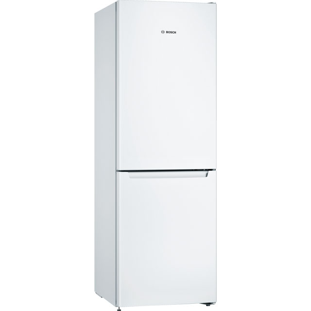 Bosch Serie 2 60/40 Frost Free Fridge Freezer - White - A++ Rated