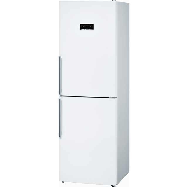 Bosch Serie 4 KGN34XW35G 50/50 Frost Free Fridge Freezer - White - A++ Rated