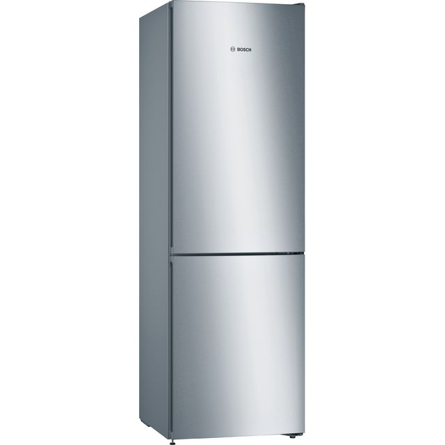 Bosch KGN36VL35G NoFrost Freestanding Fridge Freezer With VitaFresh Drawer Stainless Steel Look