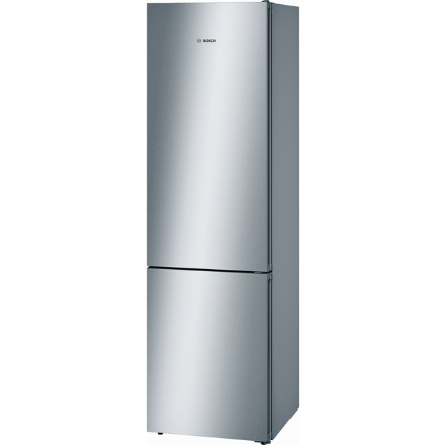 Bosch Serie 4 KGN39VL3AG 70/30 Frost Free Fridge Freezer - Stainless Steel - A++ Rated