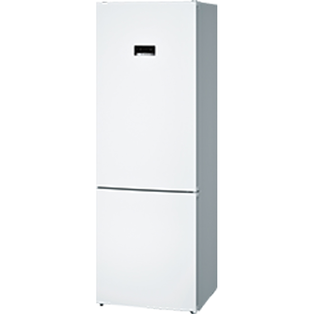 Bosch Serie 4 60/40 Frost Free Fridge Freezer - White - A++ Rated