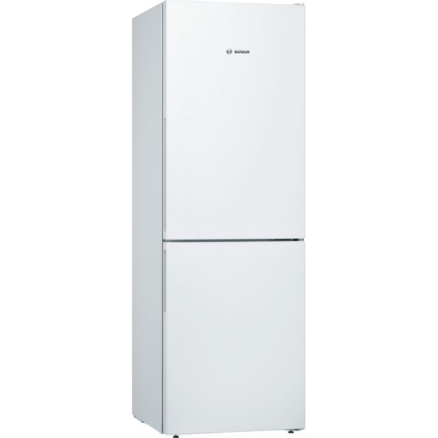 Bosch KGV336WEAG 60/40 Fridge Freezer – White – A++ Rated