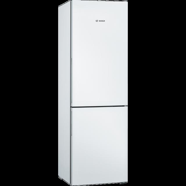 Bosch Serie 4 KGV36VWEAG 70/30 Fridge Freezer - White - A++ Rated