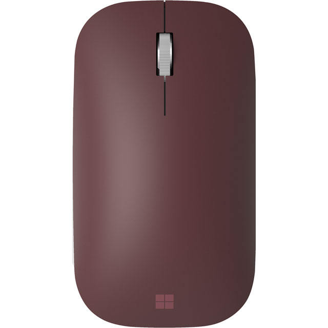 Microsoft Surface Mobile Mouse - Burgundy - KGY-00012 - 1