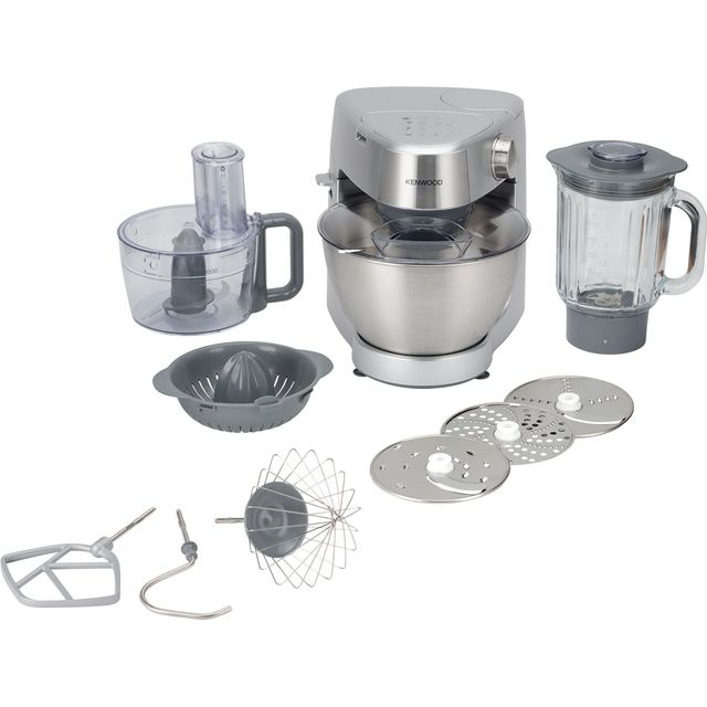 Kenwood Prospero+ KHC29.J0SI Stand Mixer with 4.3 Litre Bowl - Silver