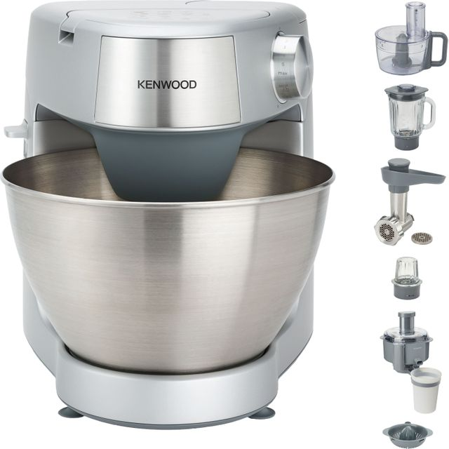 Kenwood Prospero+ KHC29.W0SI Stand Mixer with 4.3 Litre Bowl - Silver