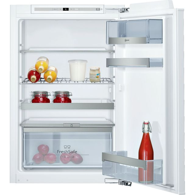 NEFF N70 KI1213DD0 Built In Fridge - White - KI1213DD0_WH - 1