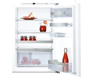 NEFF N70 Integrated Larder Fridge review
