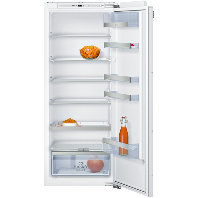 NEFF N70 KI1513F30G Integrated Upright Fridge - White - A++ Rated - KI1513F30G_WH - 1