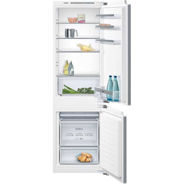 Image of Siemens IQ-300 KI86VVF30G Integrated Fridge Freezer in White