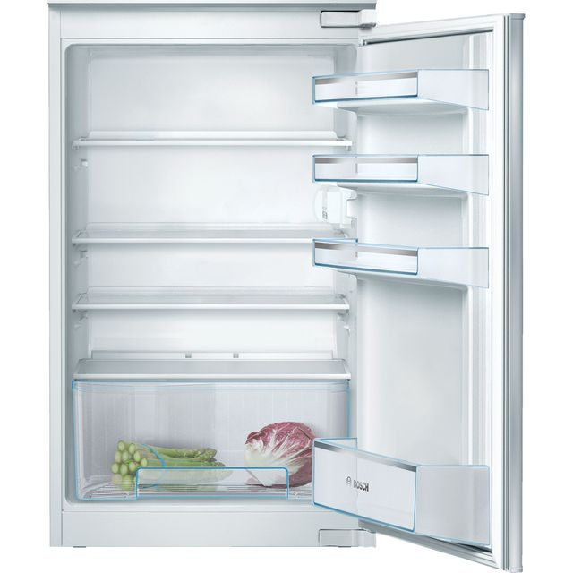 Bosch Serie 2 KIR18NSF0G Built In Fridge - White - KIR18NSF0G_WH - 1