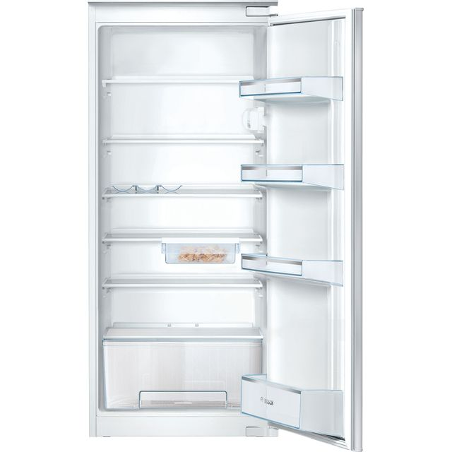 Bosch Serie 2 KIR24NSF0G Built In Fridge - White - KIR24NSF0G_WH - 1