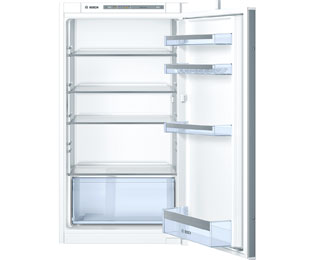 Bosch Serie 4 KIR31VS30G Integrated Upright Fridge - Sliding Door Fixing Kit - A++ Rated