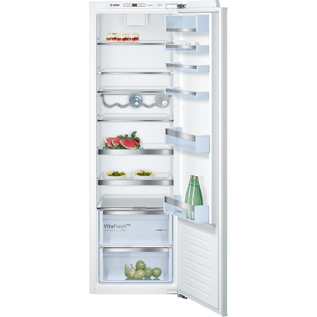 Bosch Serie 6 KIR81AF30G Integrated Upright Fridge - Fixed Door Fixing Kit - White - A++ Rated - KIR81AF30G_WH - 1