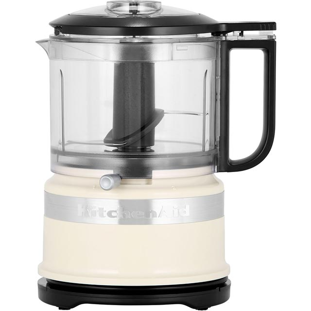 KitchenAid 5KFC3516BAC 240 Watt Mini Food Processor - Cream