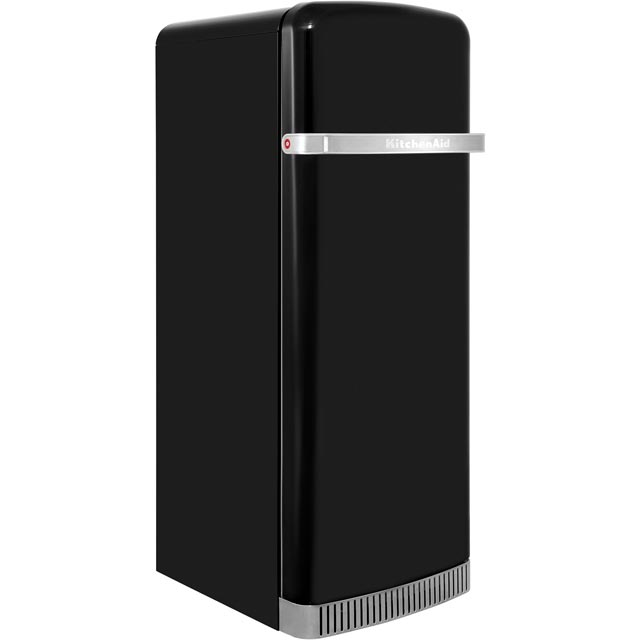 KitchenAid MDA Iconic KCFMB60150R Free Standing Refrigerator in Black
