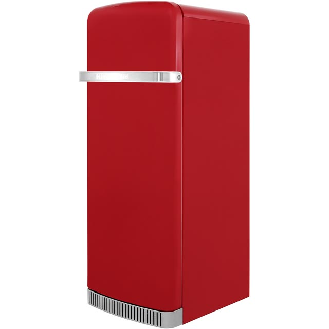 KitchenAid MDA Iconic KCFME60150L Free Standing Refrigerator in Red