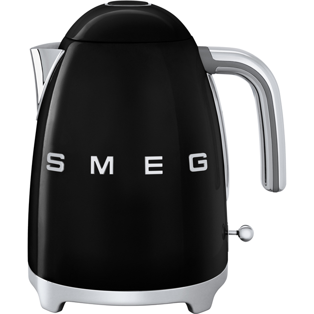 Smeg 50s Retro Kettle in Black