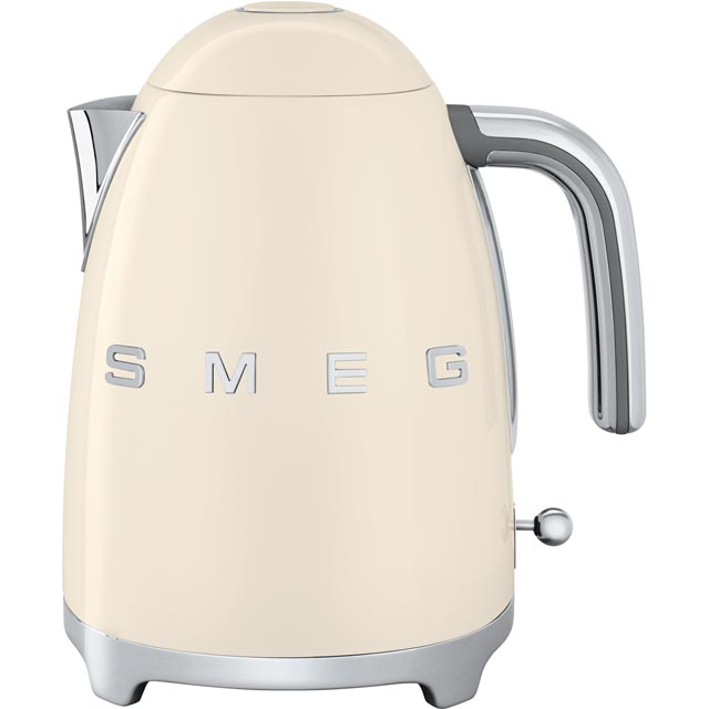 Smeg 50's Retro KLF03CRUK Kettle - Cream - KLF03CRUK_CR - 1