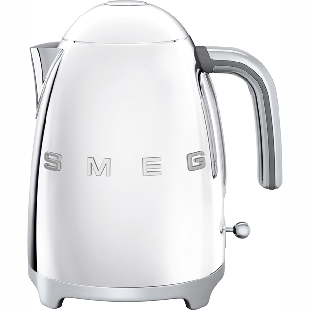 Smeg 50's Retro KLF03SSUK Kettle - Chrome