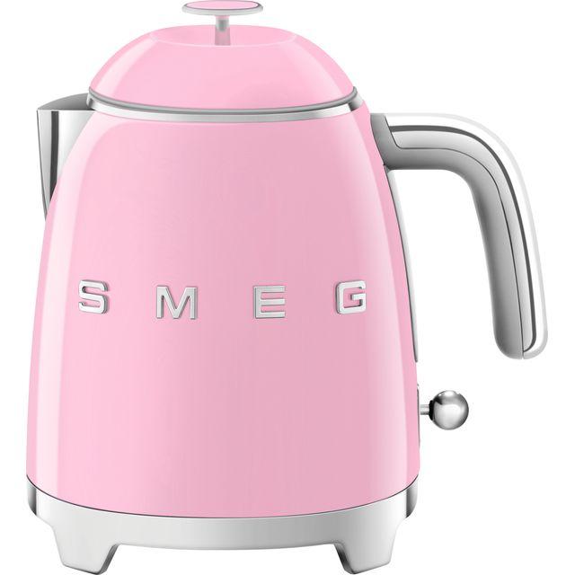 Smeg 50's Retro KLF05PKUK Mini Kettle - Pink