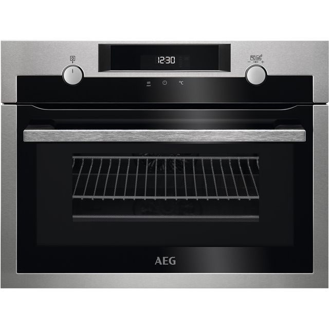 AEG KME565000M Built In Electric Single Oven - Stainless Steel - KME565000M_SS - 1