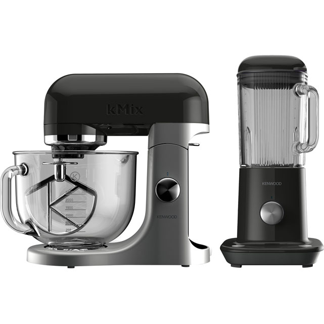 kenwood kmix stand mixer with 5 litres bowl black new from ao. Black Bedroom Furniture Sets. Home Design Ideas