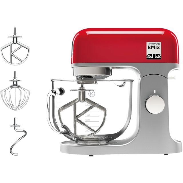 Kenwood KMIX KMX754RD Stand Mixer - Red