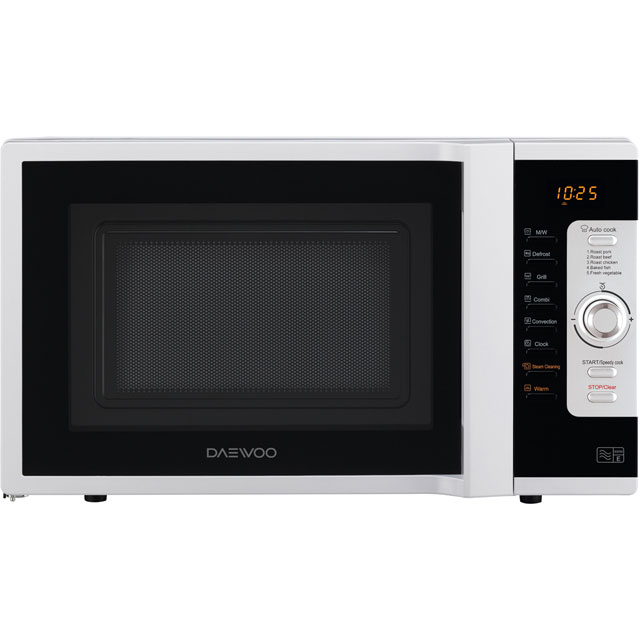 Daewoo Microwaves KOC9C0TR Free Standing Microwave Oven in White