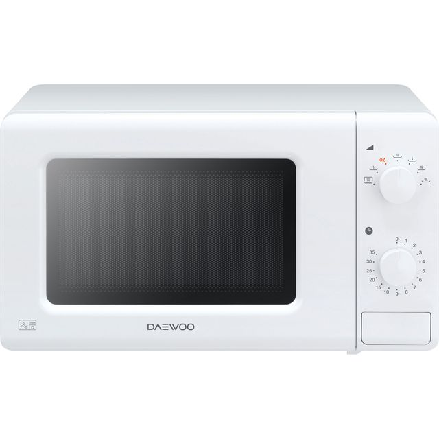 Daewoo KOR6M17R 20 Litre Microwave - White